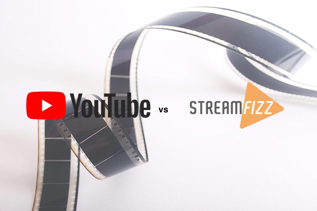 Streamfizz, une alternative à YouTube comme plateforme vidéo